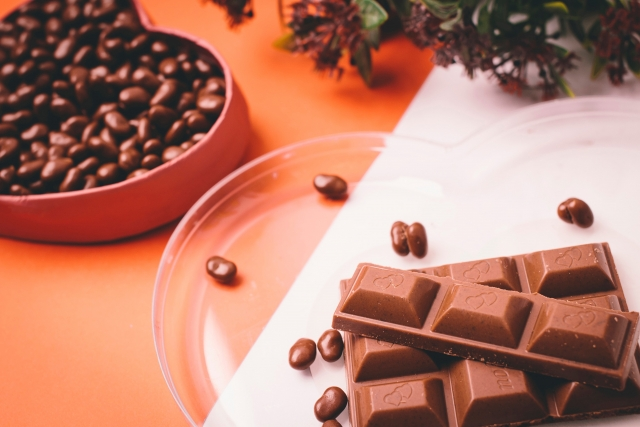 妊娠中のチョコレート