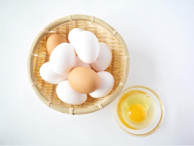 妊娠中の生卵