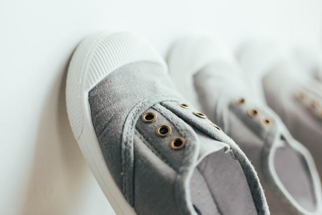 靴を洗濯機で洗う